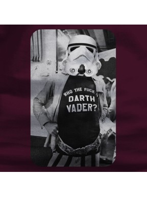 Who The Fuck Is Darth Vader