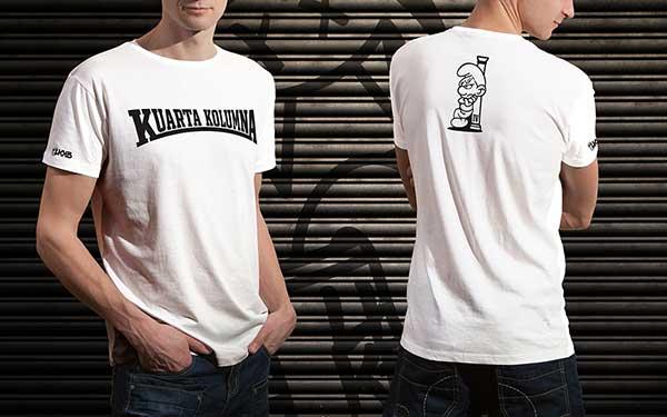 Camisetas y sudaderas personalizadas