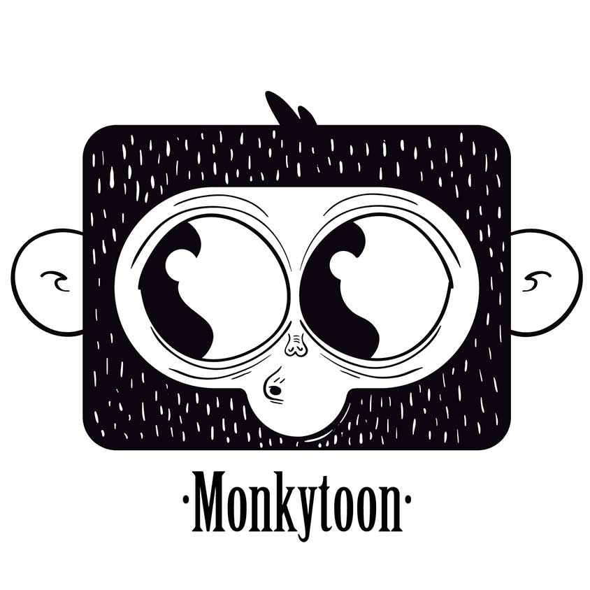 Camisetas monkytoon